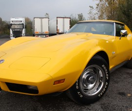 Corvette C3 stingray 454 big bloc